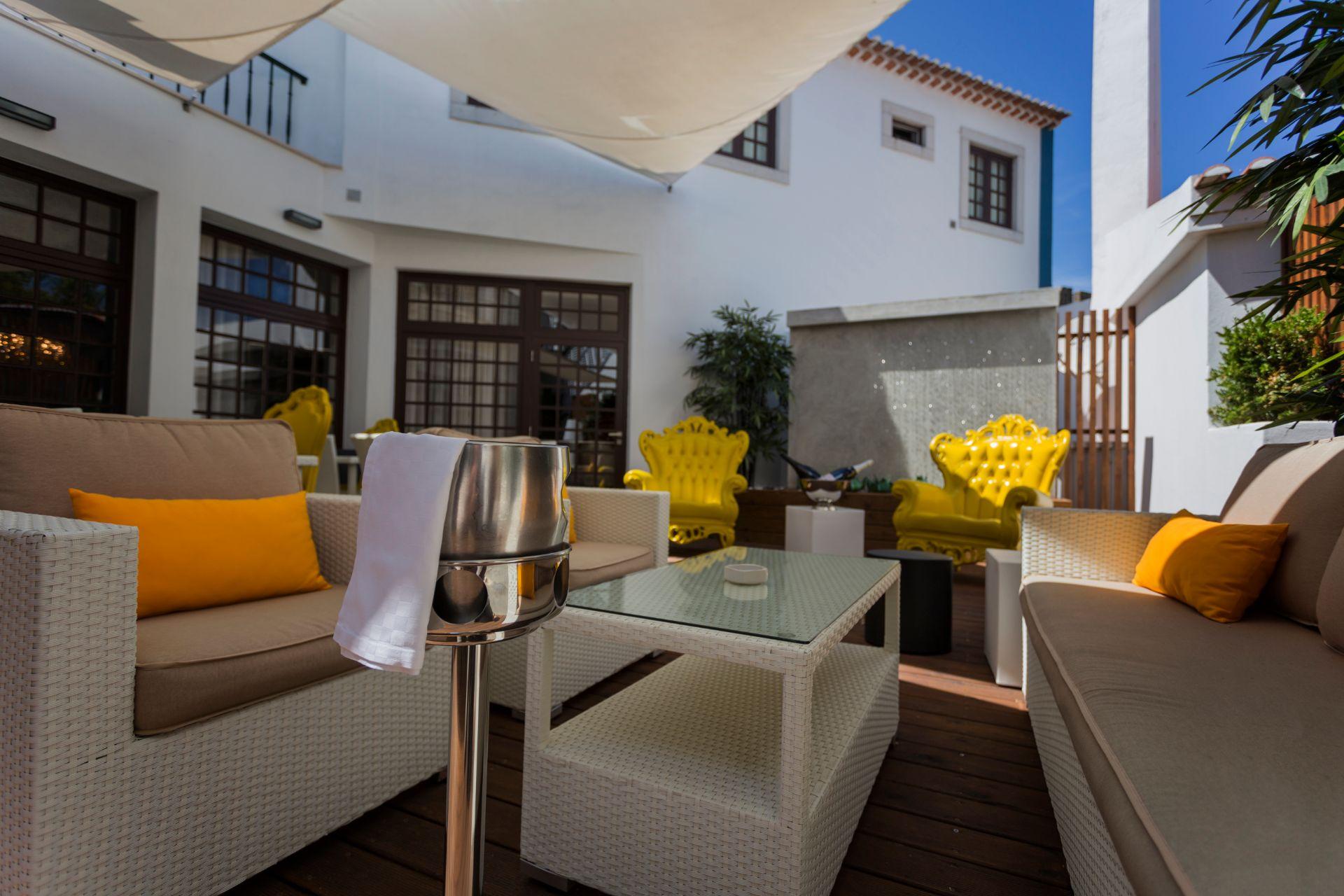 Josefa Obidos Hotel, Lumen Restaurante e Esplanada 5-JUN19