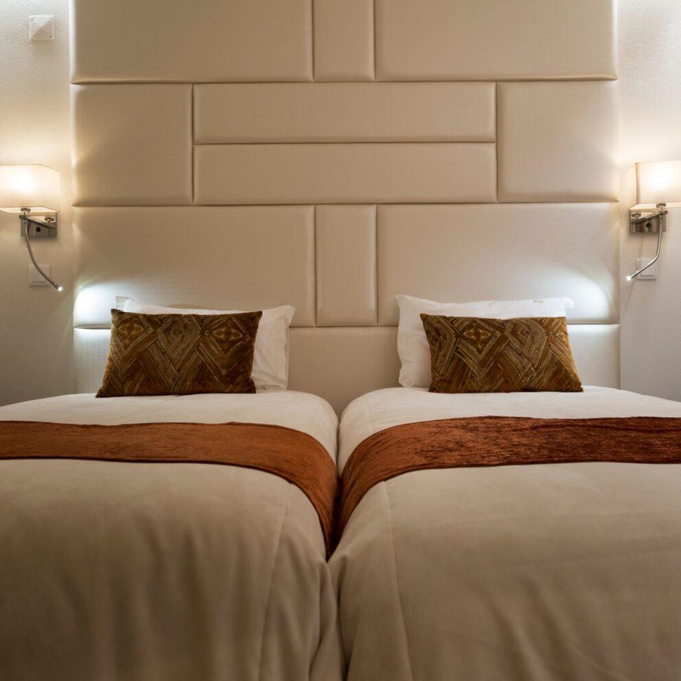 Josefa Obidos Hotel, quarto twin