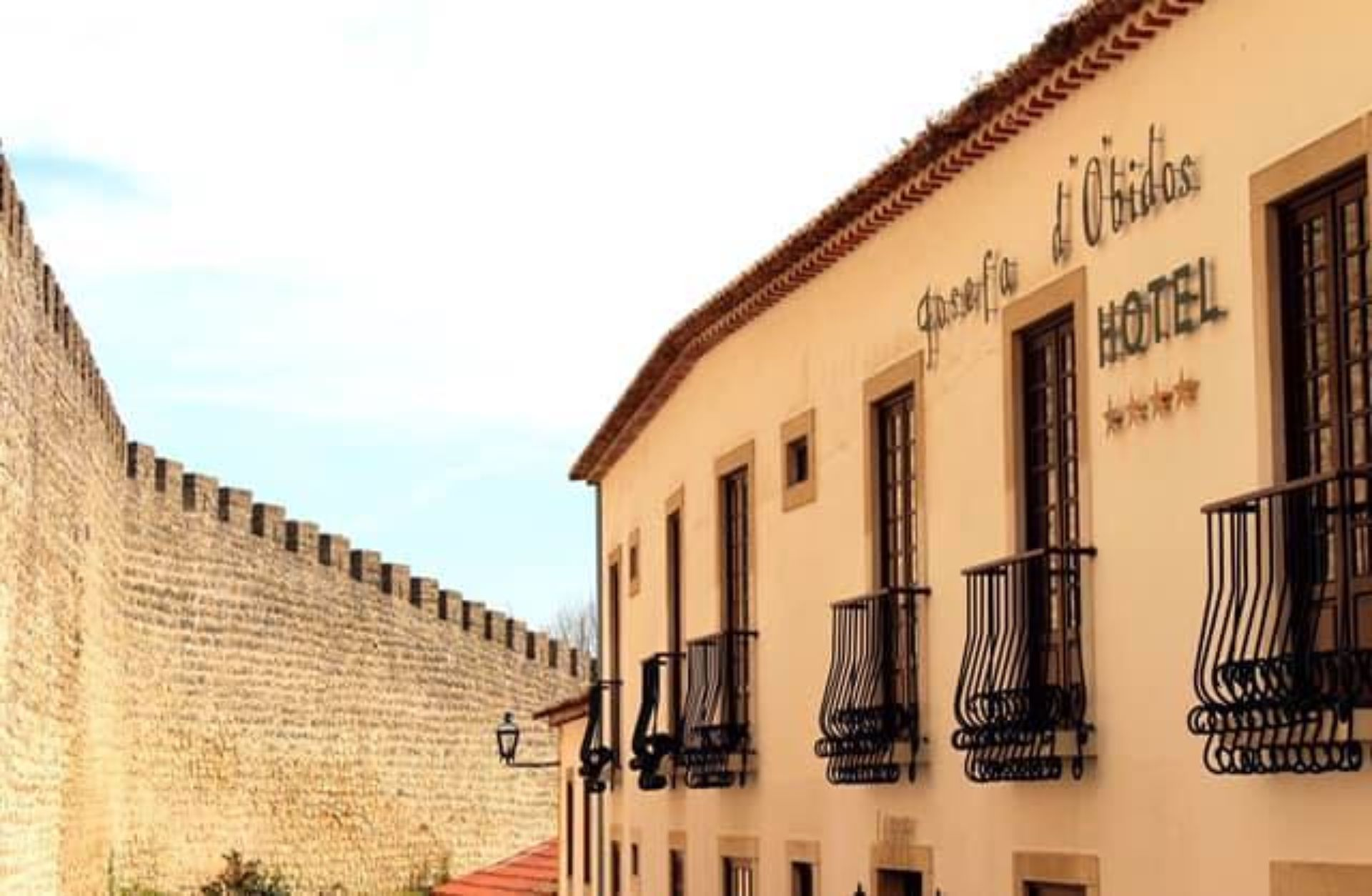 Josefa Obidos Hotel