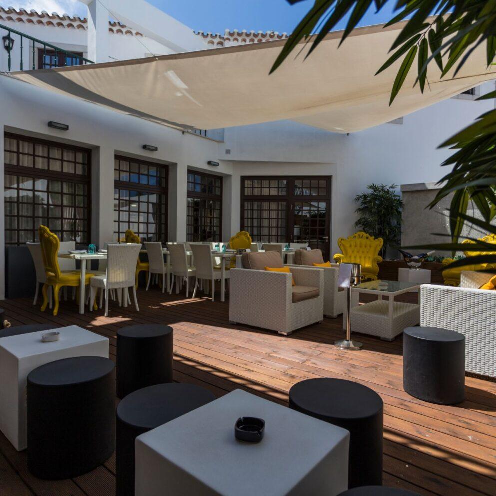 Josefa d Óbidos Hotel esplanada