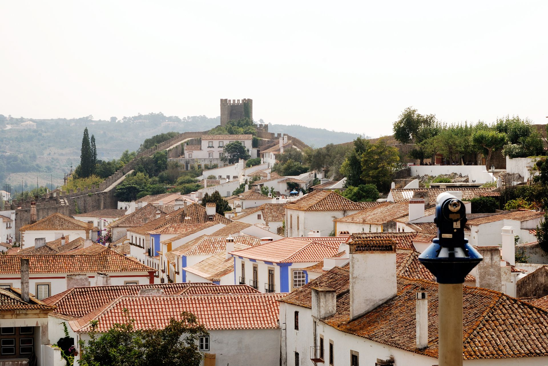 Vila medieval de Obidos-JUN19